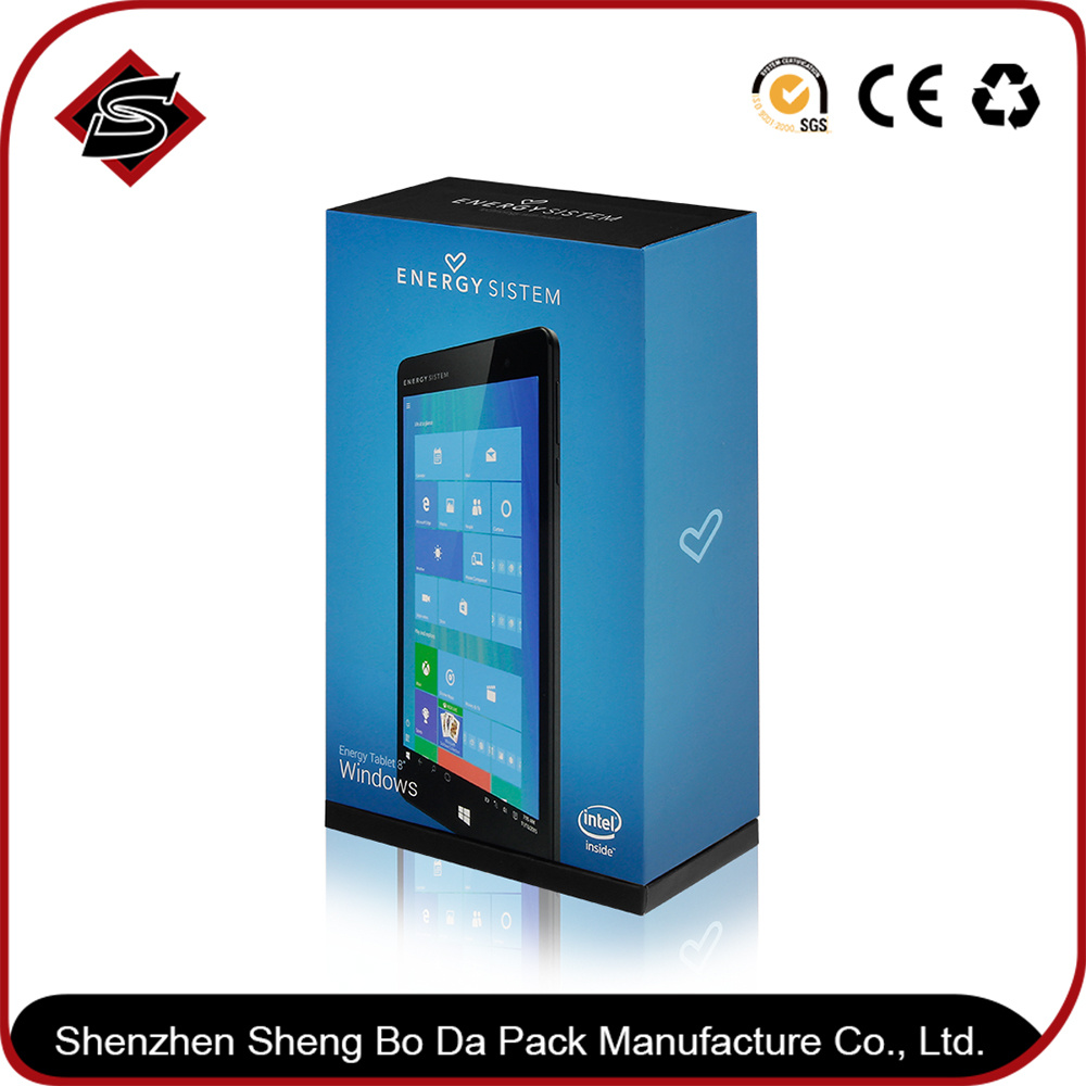 Colour Printing Paper Packaging Box for Electronic Products