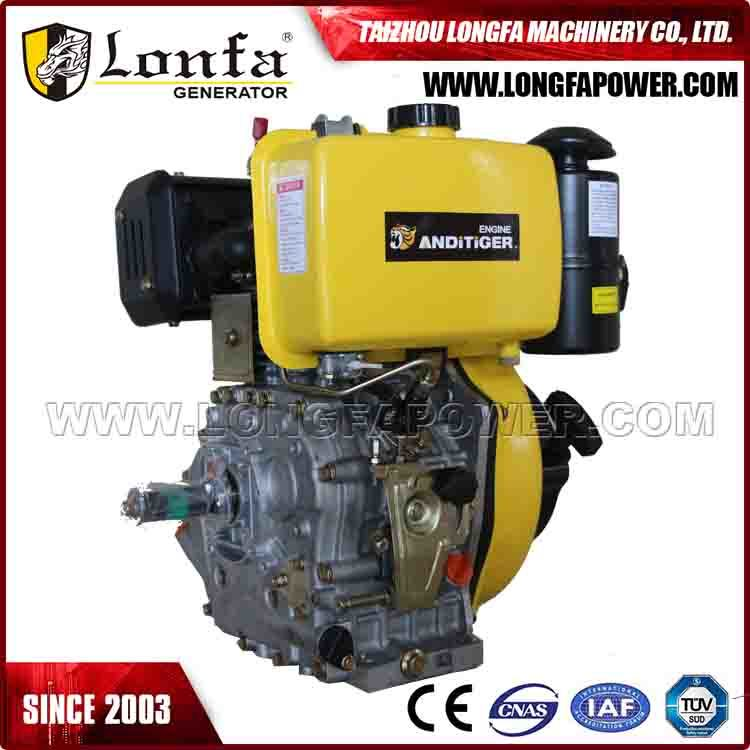 Air Cooled Single Cylinder 186f 9HP Electric Diesel Engine (186F/FA)