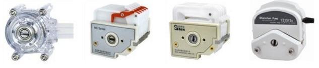 Special Price Bt600m Multichannel Flow Rate Peristaltic Pump