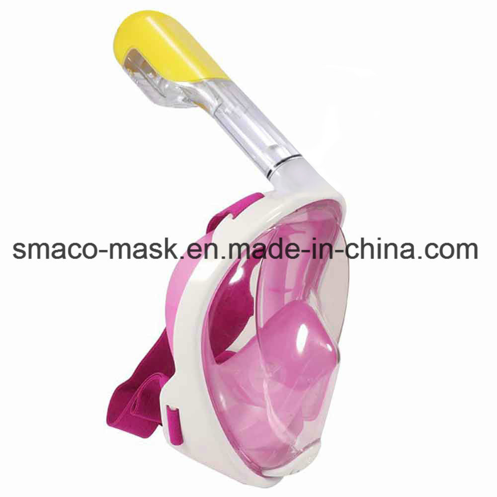 Alibaba 180 Degree Full Face Snorkel Mask for Diving Swimming