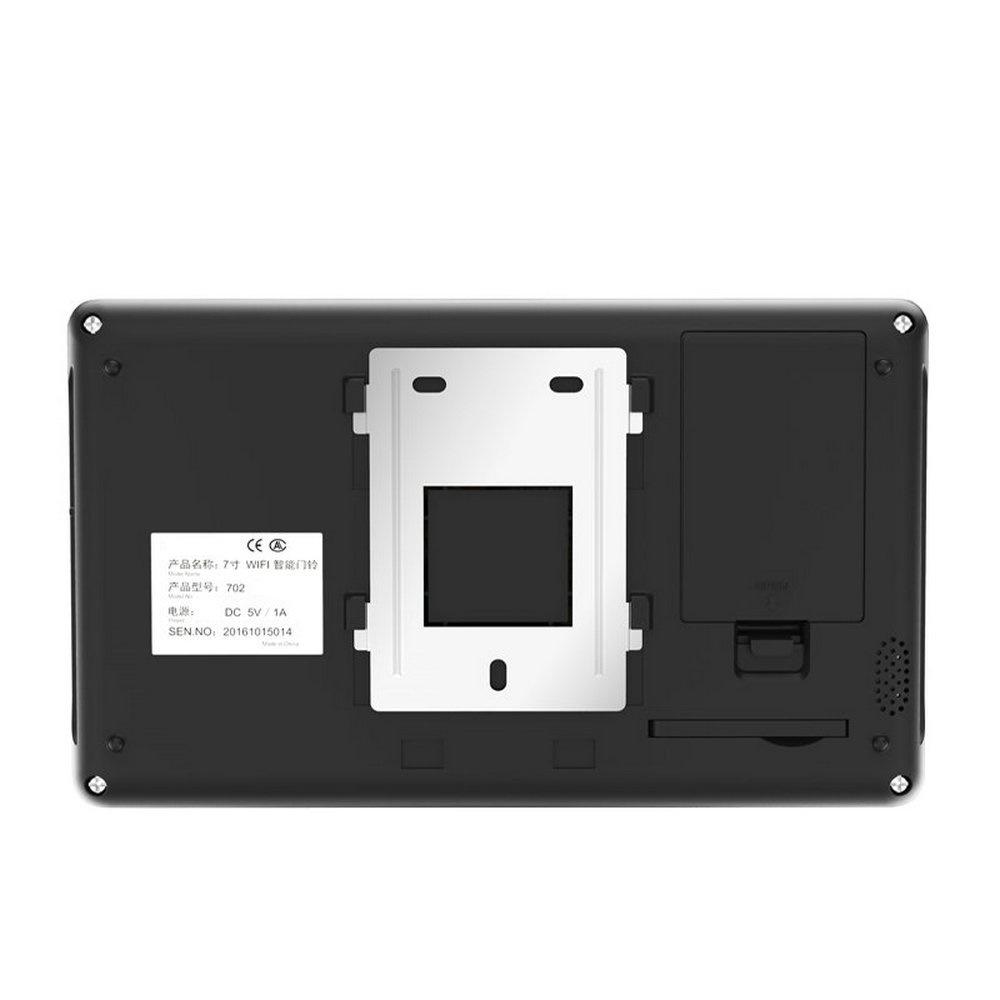 Newest Technology WiFi Video Door Phone Doorbell Home Security System