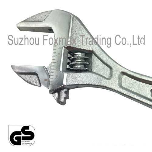 Popular High Quality Adjustable Wrench in Europe and America (WB-006)
