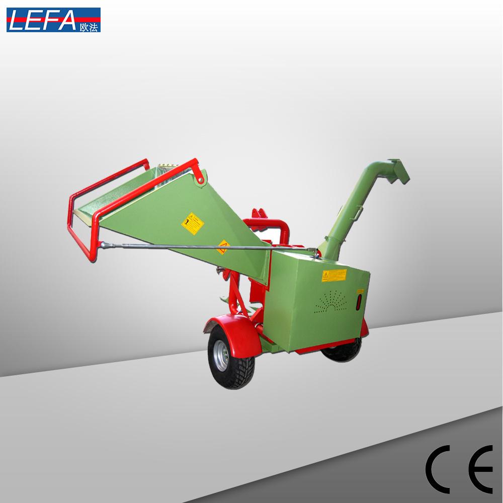 Perfect Hydraulic Pto Wood Chipper-China Lefa