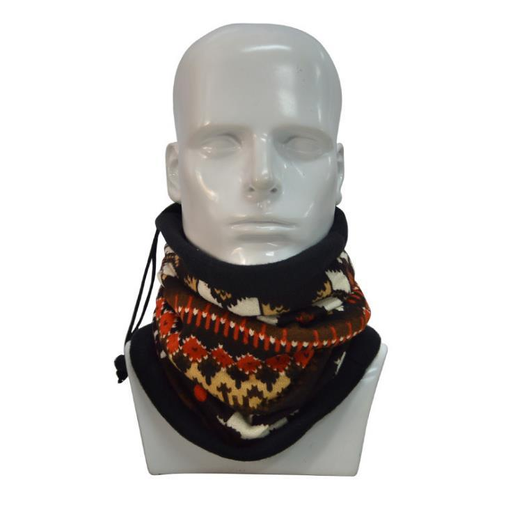 Warm Winter Scarf Collar Collar Female Outdoor Skiing