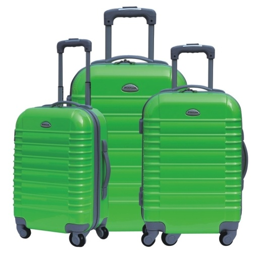 ABS Trolley Case in Size 20/24/28 with Tsa Lock