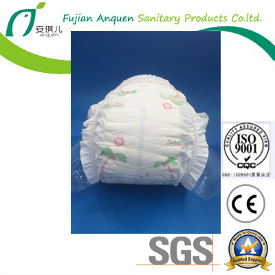 Baby Diaper, Super Soft and Ultra Thin, Manufacture