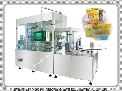 Nuoen Material Metering Packaging Machine for Liquid/Paste