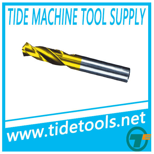 Solid Carbide Drill DIN338 for Cutting Tools
