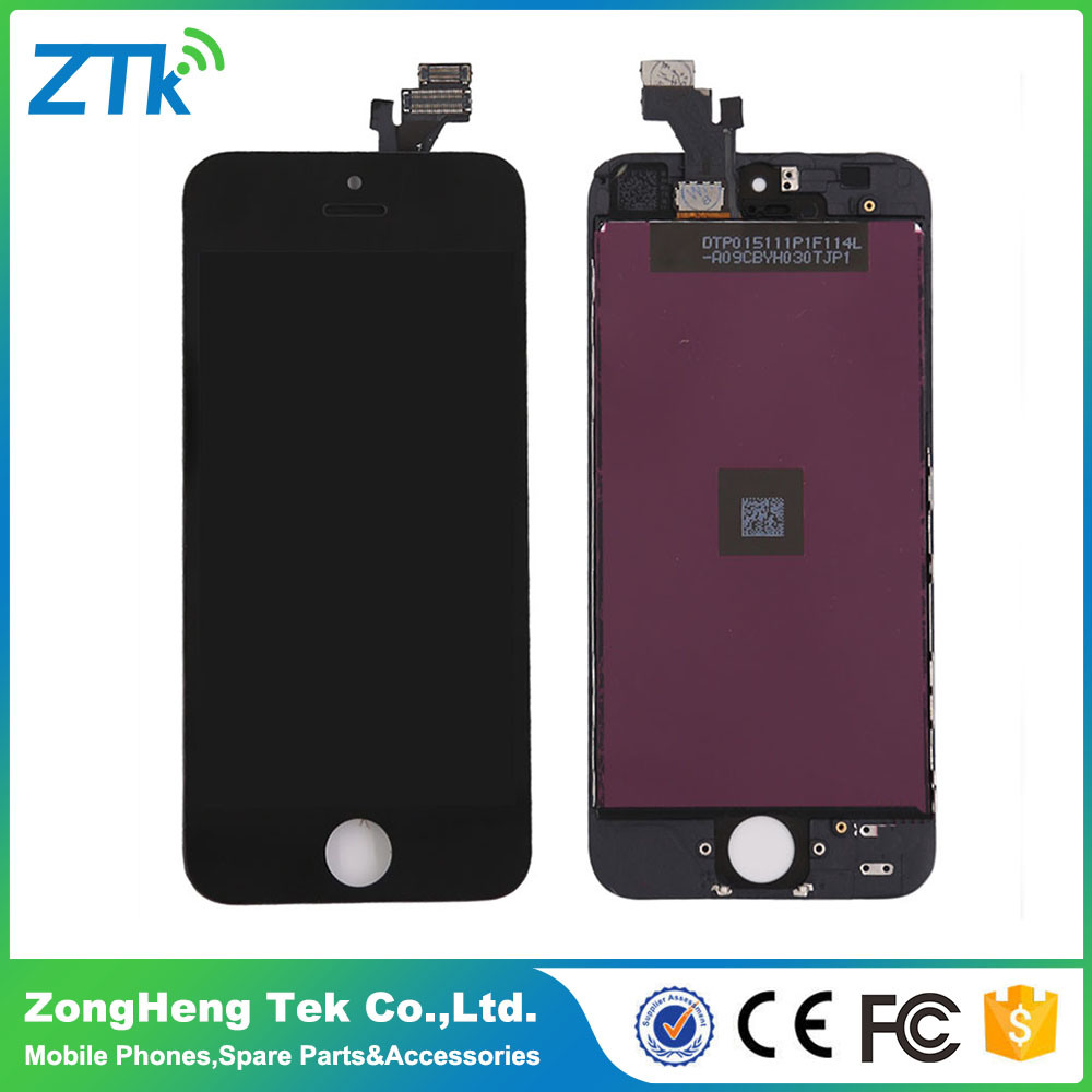 Mobile Phone LCD Display for iPhone 5 Touch Screen