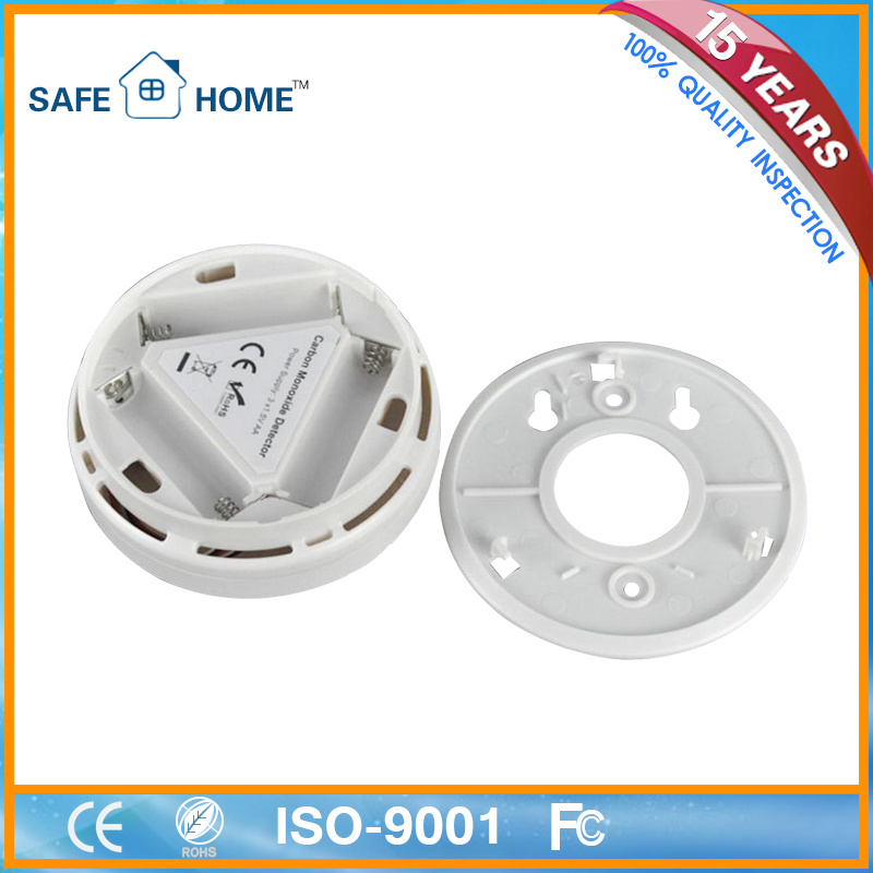 Battery Operated Carbon Monoxide Gas Leakage Alarm, Co Detector
