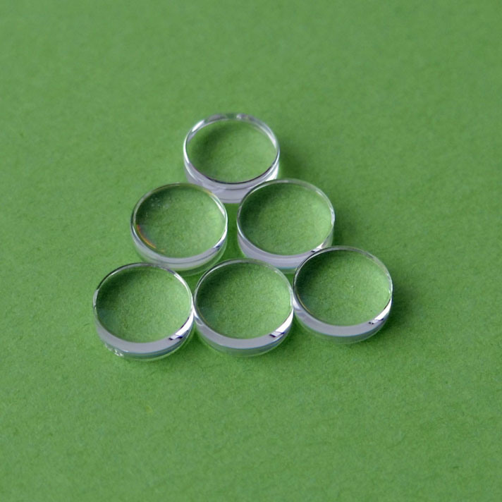 Danpon Optical Aspheric Collimator Glass Lens for Laser Products