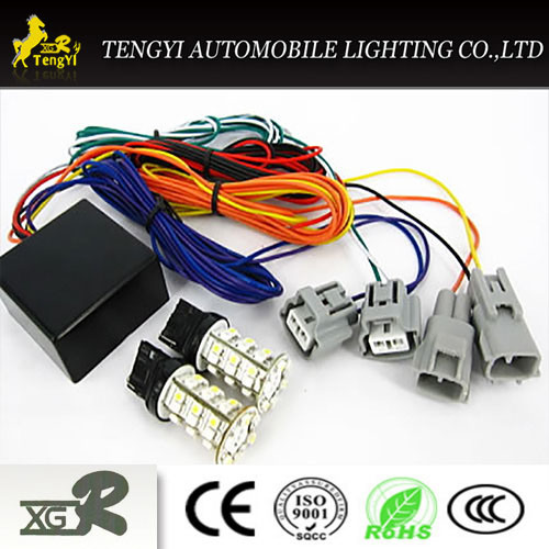LED Auto Car Bulb Turn Driving Work Tail Head Light Lamp