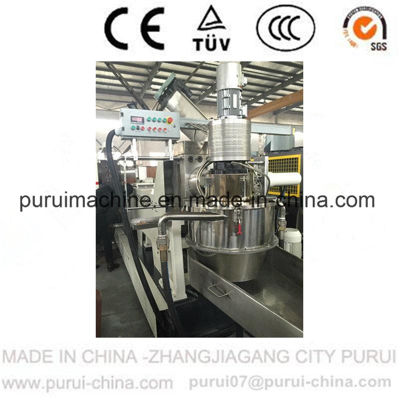 Waste PP Jumbo Bag Recycling Washing Machine for PP Granules Making