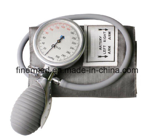 Handheld Blood Pressure Aneroid Palm Sphygmomanometer