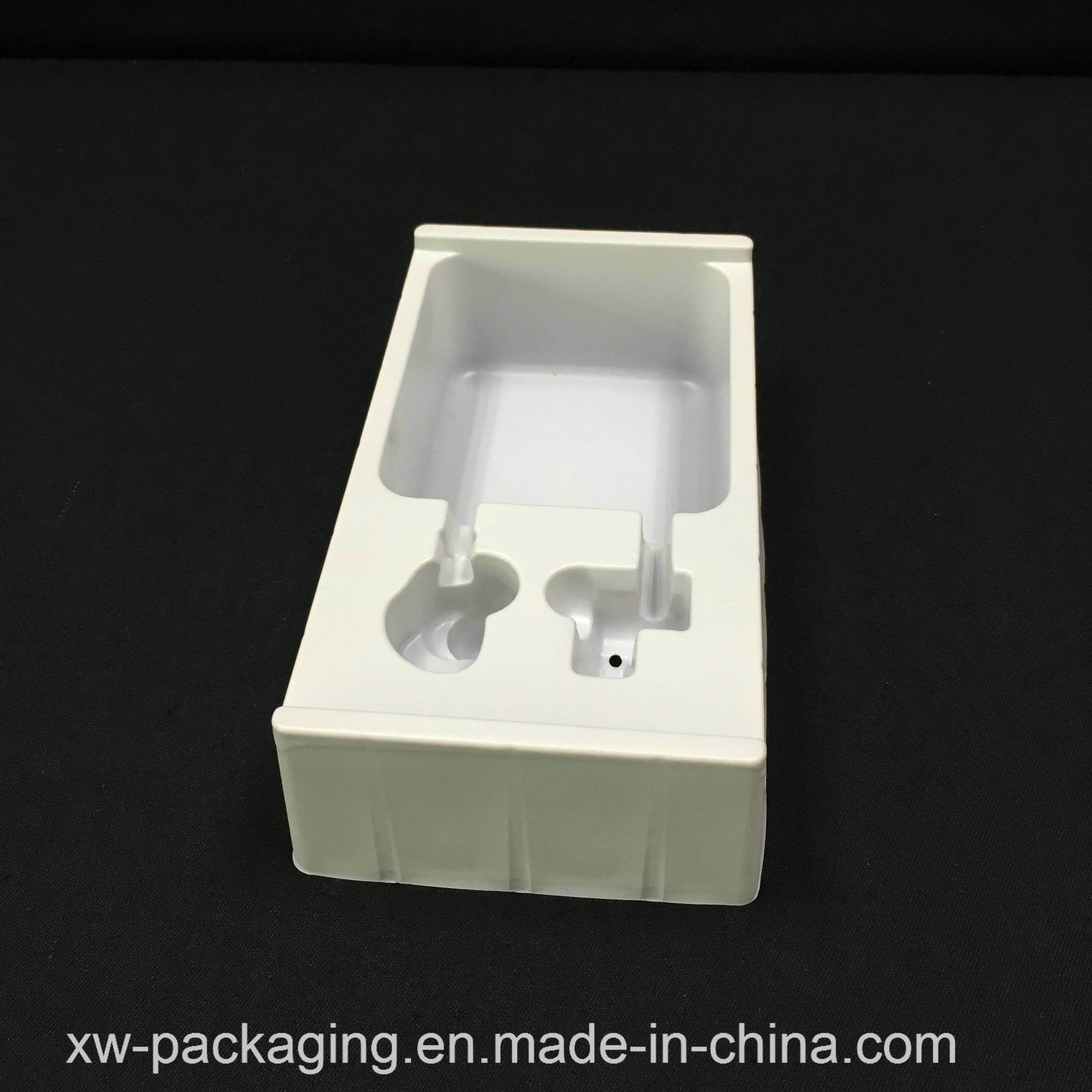 Hot Sale White Blister Tray for Headphone Plastic Packaging