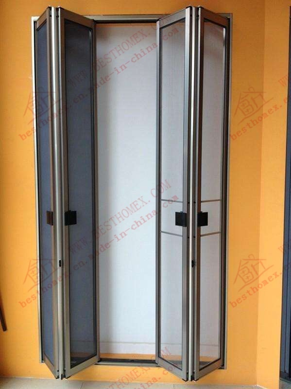 Expert manufacturer of Aluminium Accordion Fly Screen (BHN-FD06)