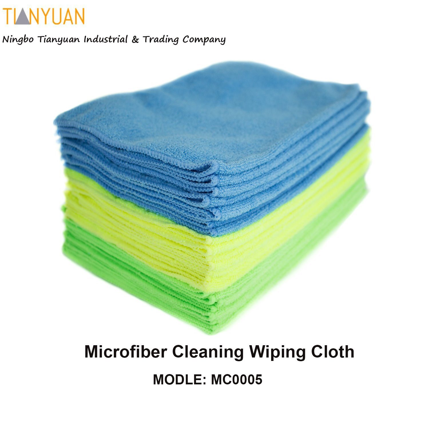 Logo Printed Promotional Microfiber Cleaning Wiping Cloth
