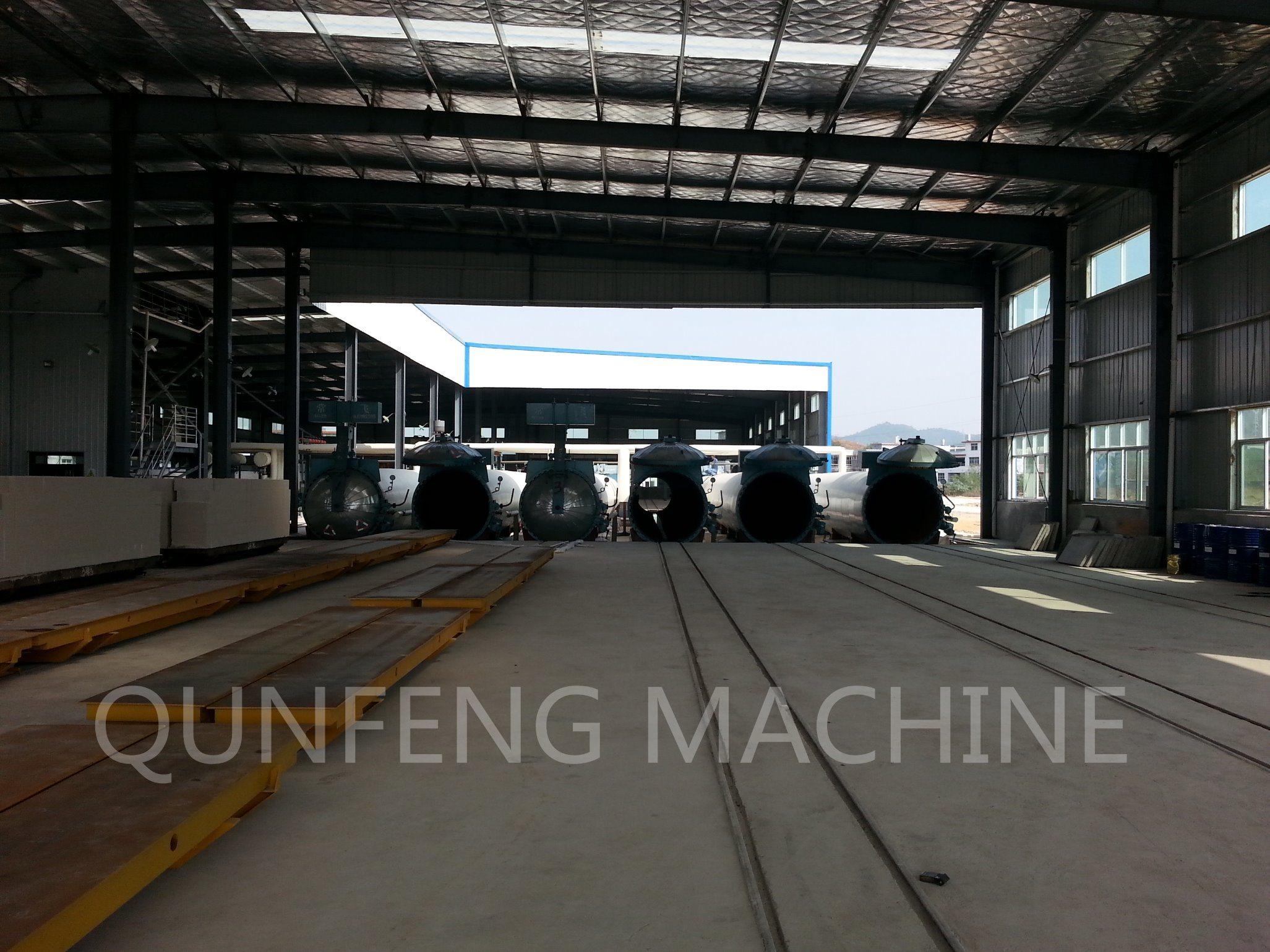 AAC Block Machine Line, AAC Block Production Line