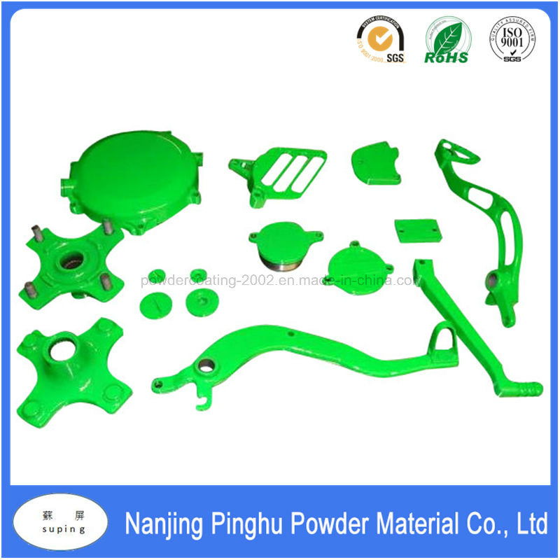 Ral Green Anti-Corrosive Polyester Powder Coating