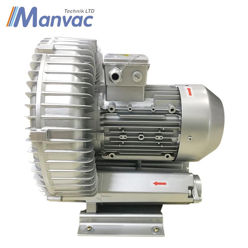 3HP Vortex Gas Pump High Pressure Air Blower