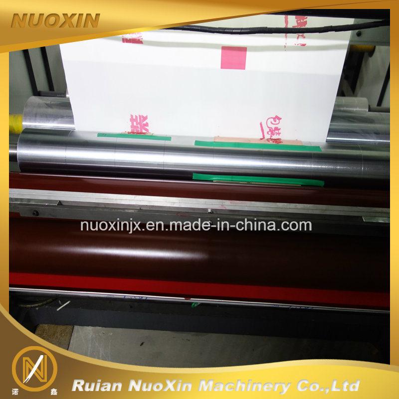 4/6/8 Colour Plastic Film High Speed Flexographic Printing Machine