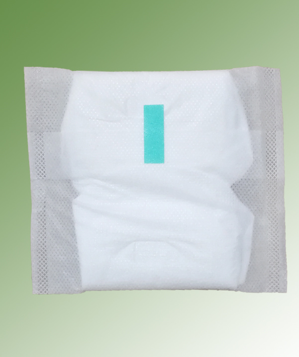 A Grade Pure Cotton Sanitary Napkin with Factory Price