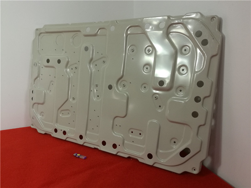 Powder Coating Punching Assembling Galvanized Sheet for Cabinet