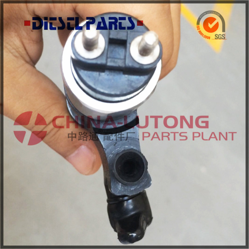 Diesel Common Rail Isuzu Injector-Common Rail System Diesel Fuel Injection