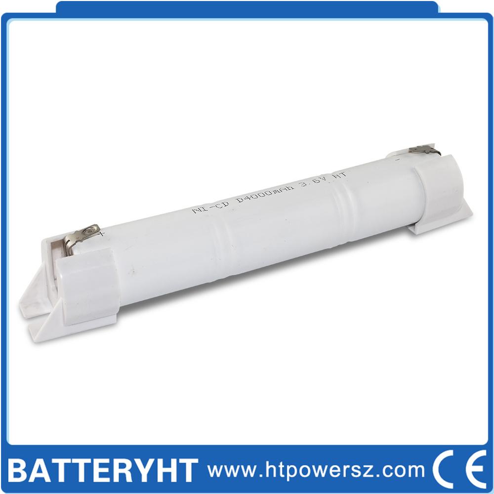 OEM 4000mAh-5000mAh Chargeable Emergency Lighting Battery