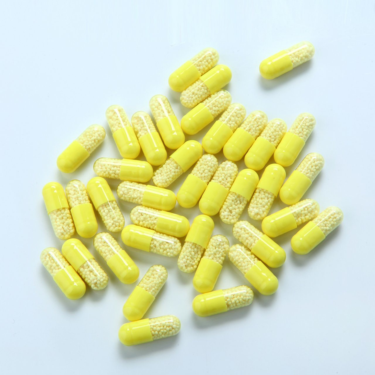 Zinc Citrate and Vitamin a Sustained-Release Capsules
