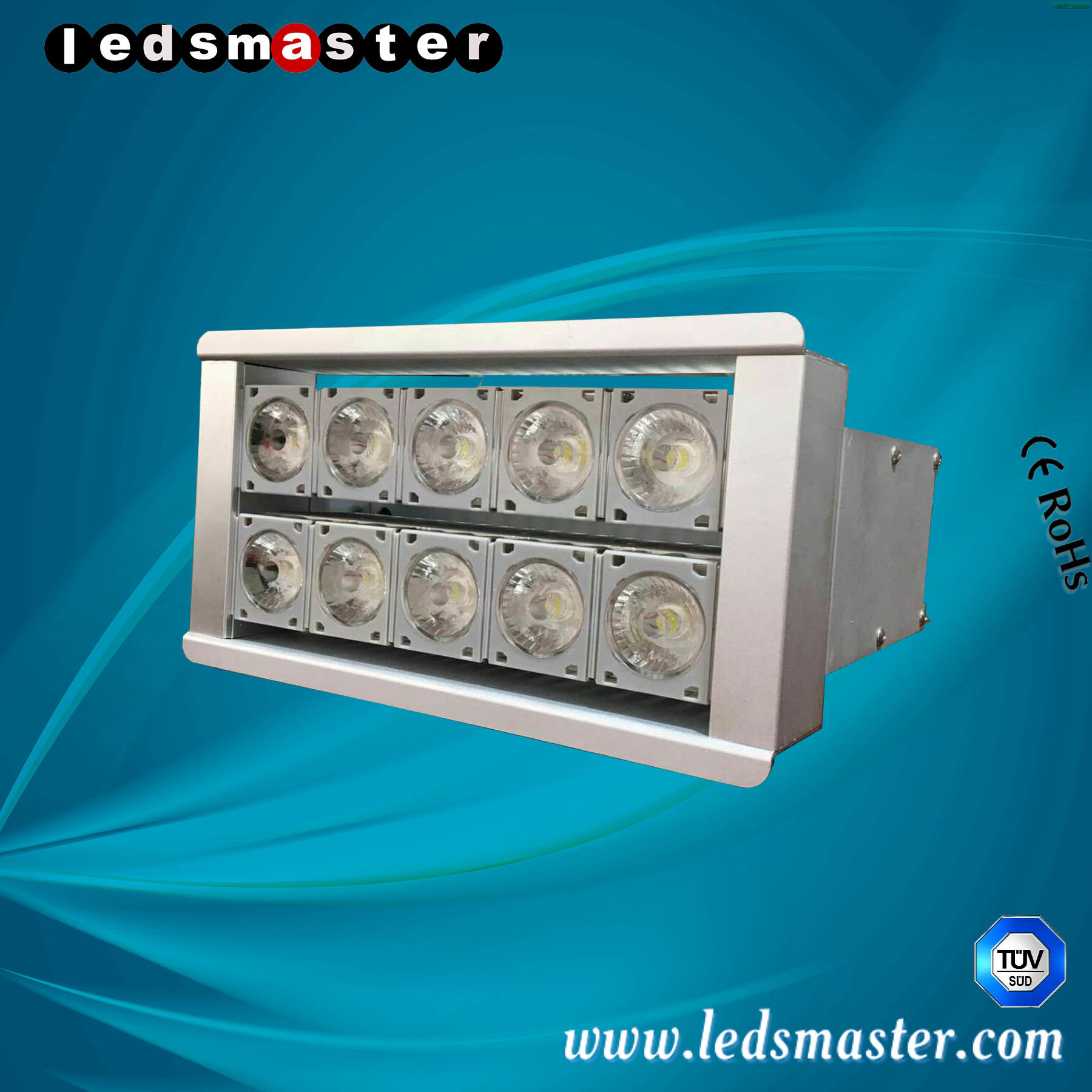 Factory Price 180lm/Watt LED High Bay Light 300W for Warehouse