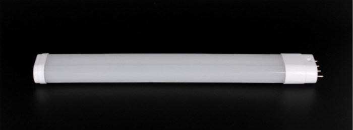 by Pass Frosted LED 2g11 Tube Fluorescent Replacement Tube 9/12/18/22W Optional