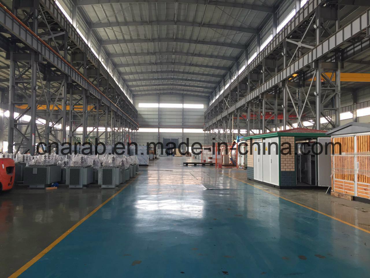 Epoxy Resin Cast Dry-Type Power Transformer (SC(B) 9, Sc (B)10)