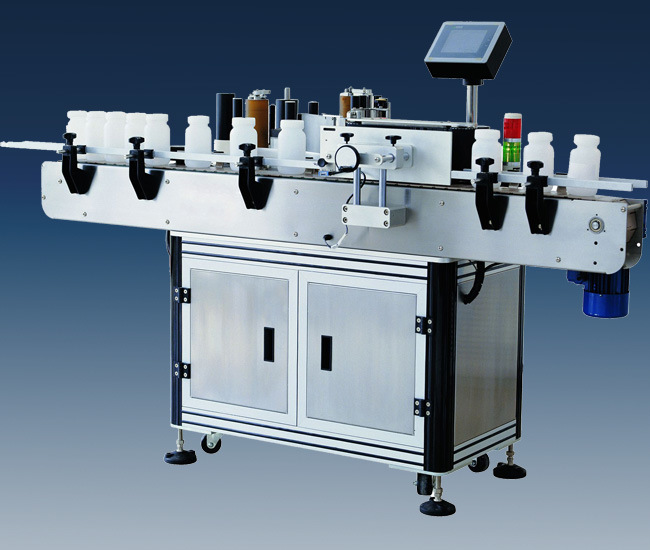 Automatic Round Bottle Labelling Machinery