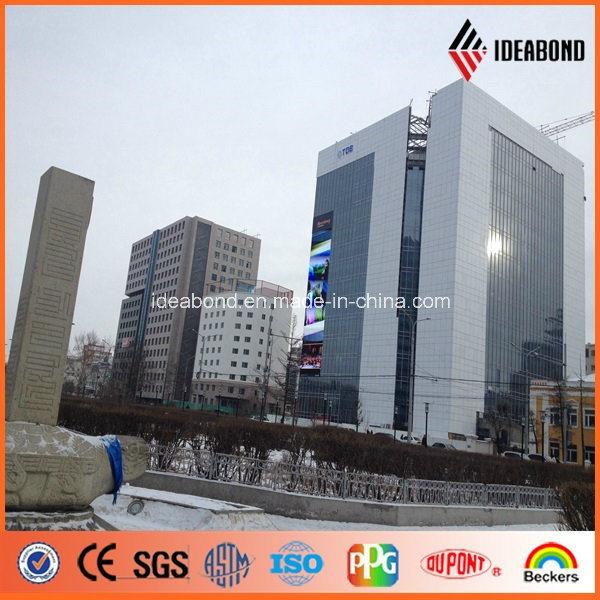 Ideabond 4FT*8FT Weather Proof PVDF ACP Aluminum Composite Panel (AF-403)