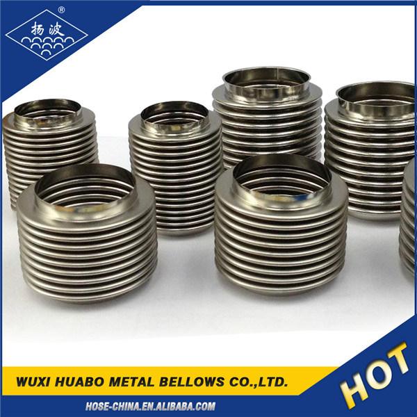 Best Price 300 Series Stainless Steel Metal Bellow