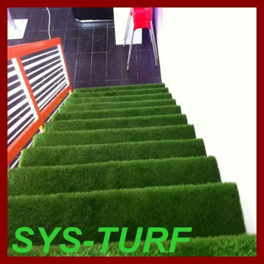 U Shape Landscaping Decoration Artificial Grass for Garden