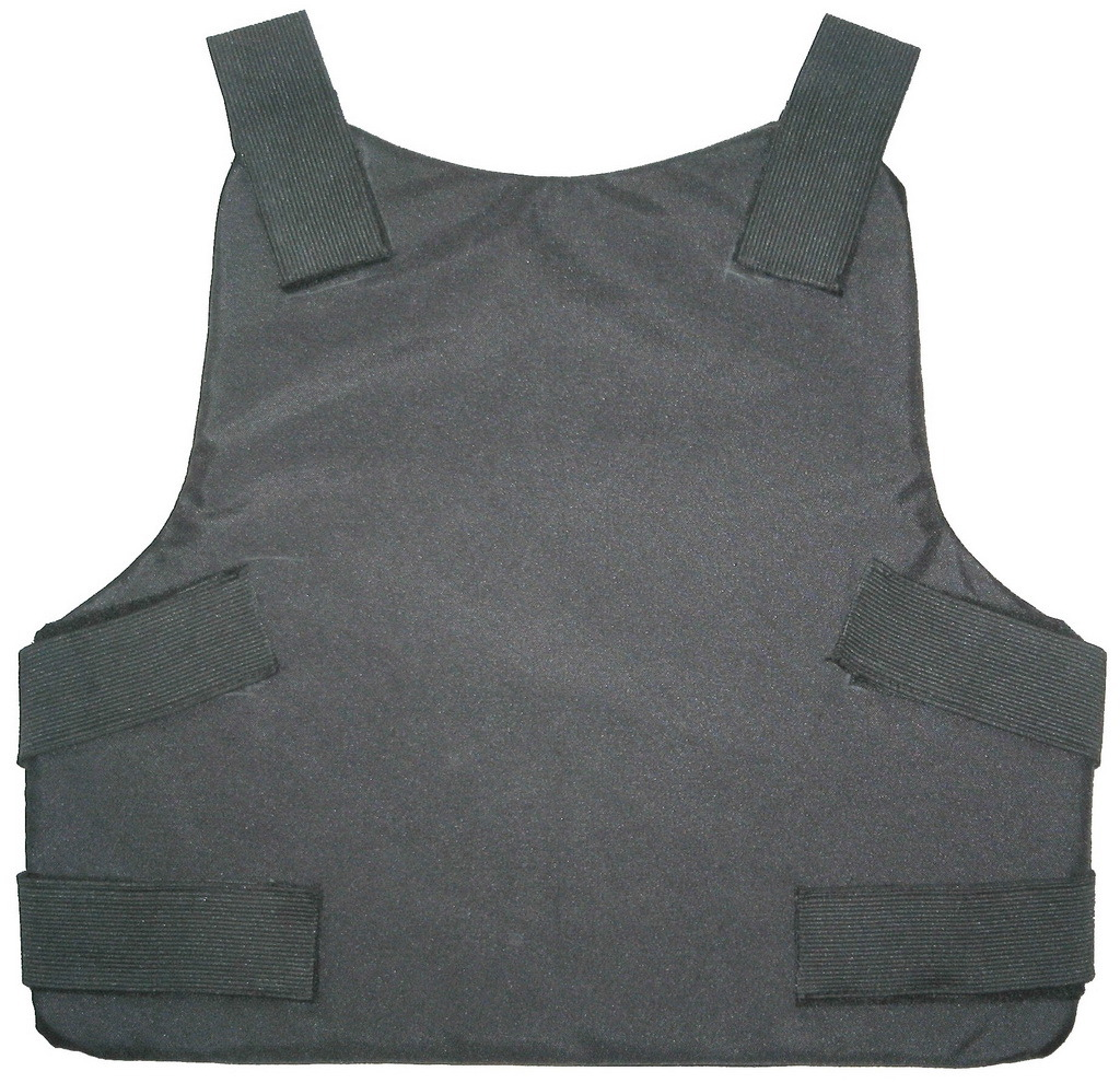 Concealable UHMWPE Body Armor/Flak Jacket for VIP