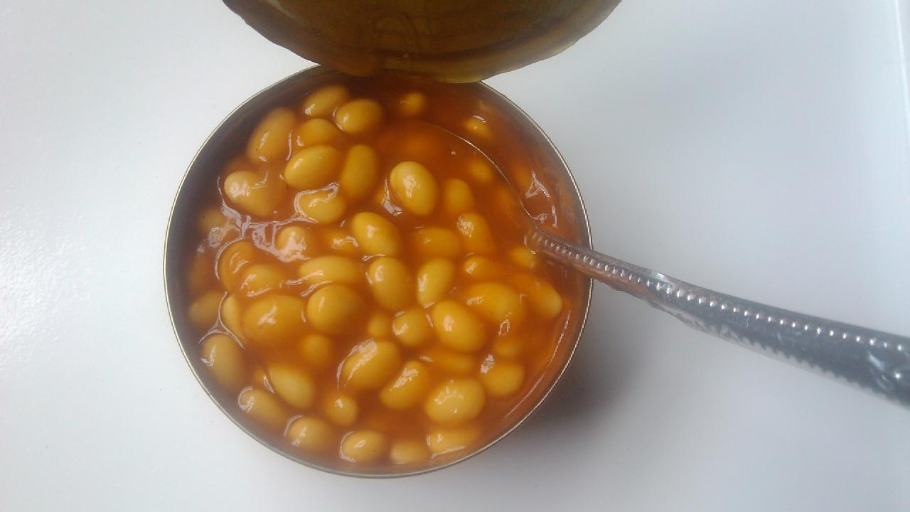 425g Canned Baked Beans in Tomato Sauce