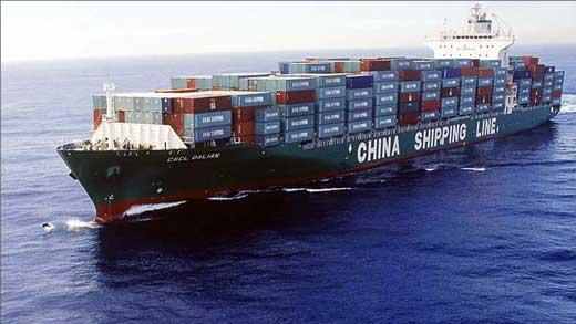 Sea Freight From Shanghai to Brisbane