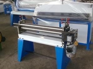Three-Roll Bending Machine