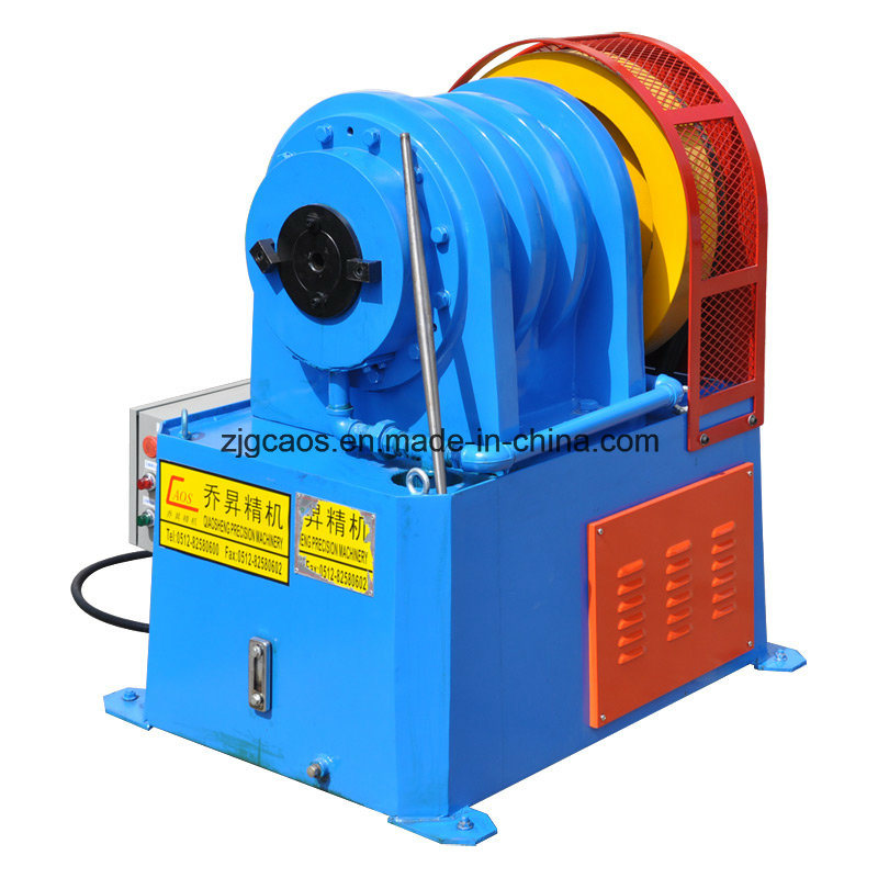 Automatic Hydraulic Pipe Tube Rotary Swaging Machine