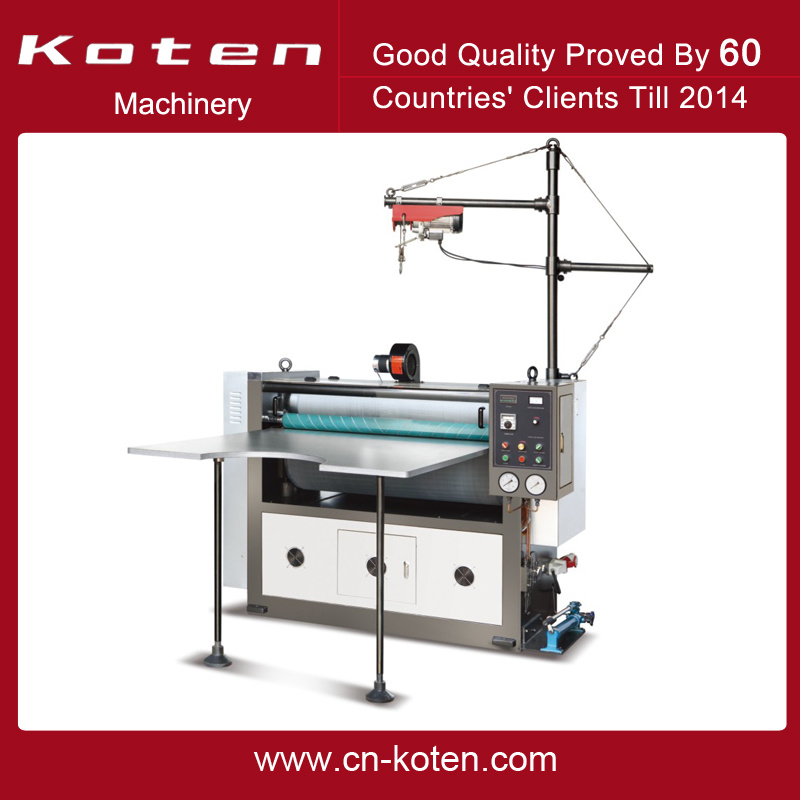Paper Shopping Bag Embossing Machine