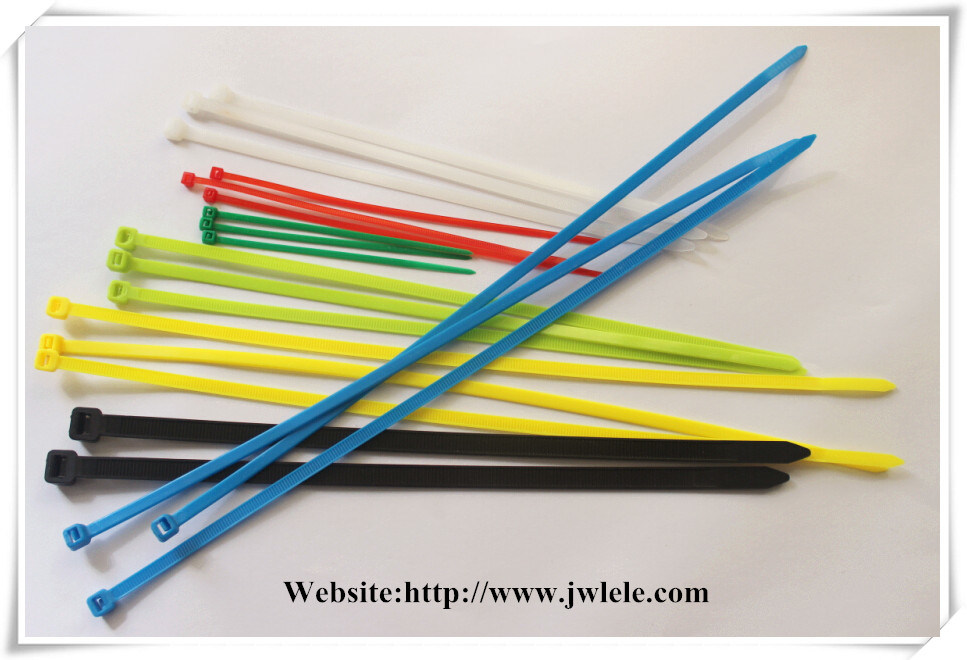 UL Approval PA66 Self-Locking Nylon Cable Tie for Wire Wrapping