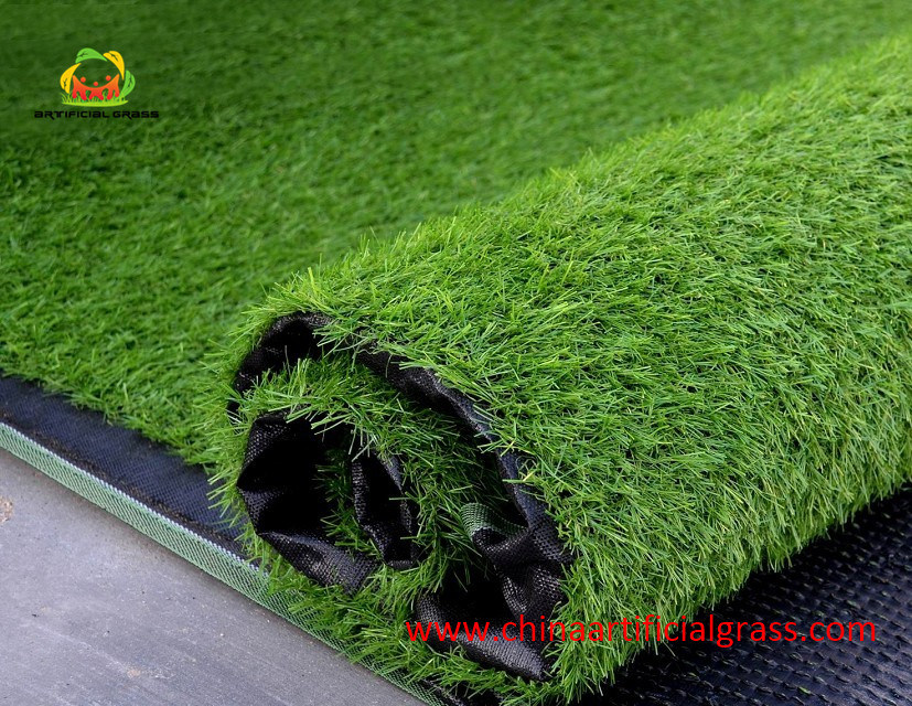 Landscape 40mm Pile Height Four Color Hiqh Quality Artificial Grass