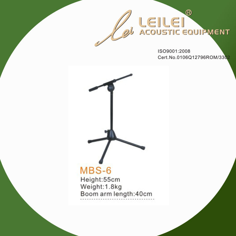 Height Ajustable Table Microphone Stand (MBS-6)