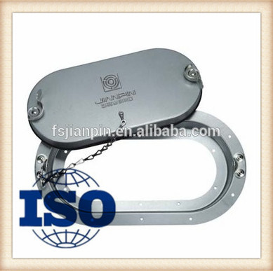 Machine Inspection Security Doors with High Quality Stainless Steel