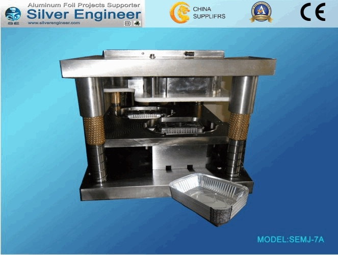 Aluminium Foil Fast Food Container Mould