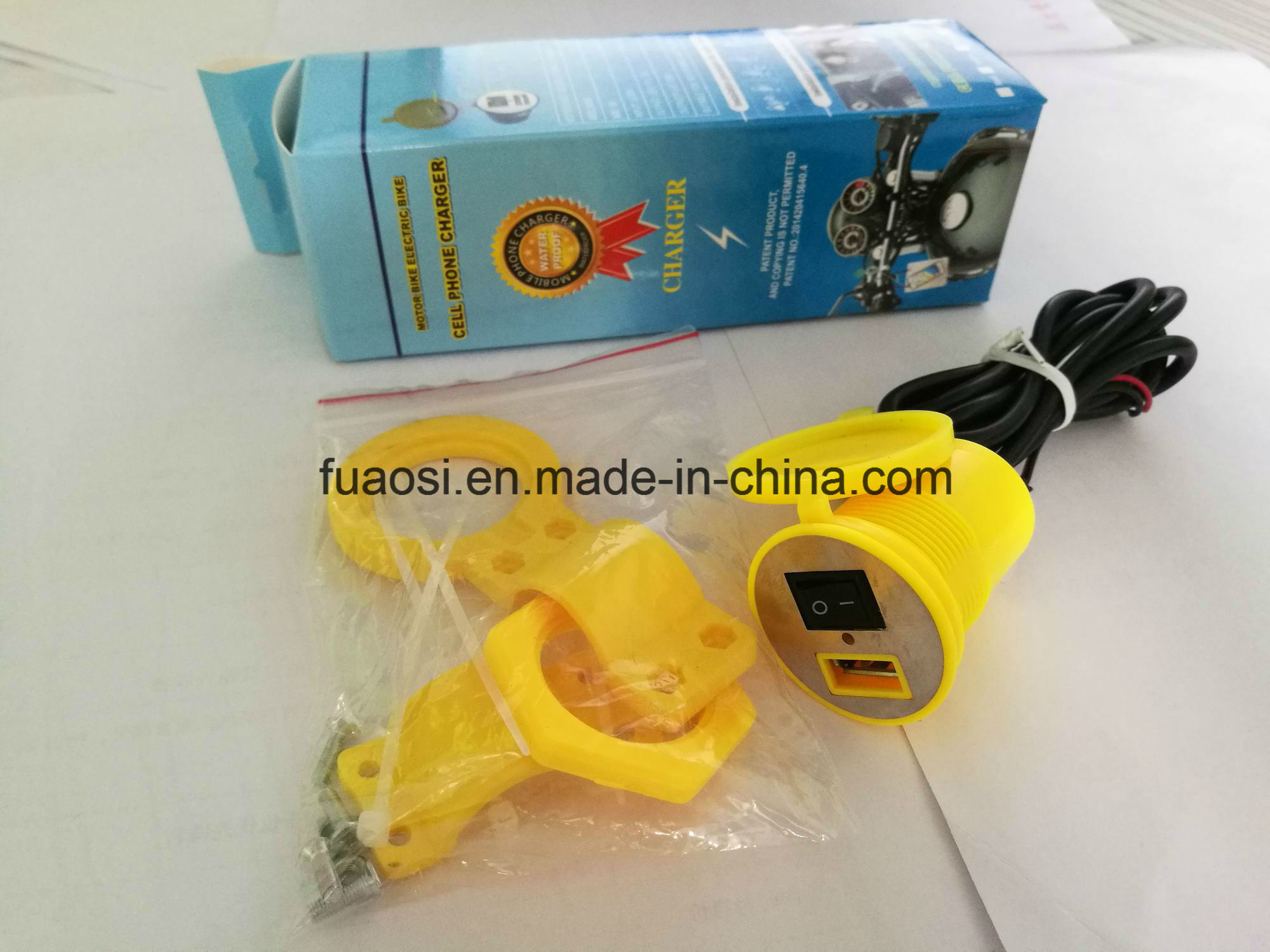 Motor Bike Electric Bike Cell Phone Charger