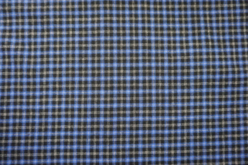 Three Colors Wool Fabric Worsted